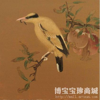 油画;名家 画家马骏 - 画家马骏 宋画2 类别: 动物油画